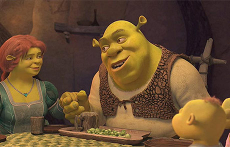 Shrek Forever After Mike Mitchell