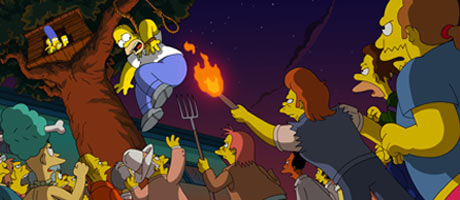 The Simpsons Movie David Silverman