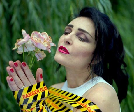 Siouxsie Sioux To Release Her First Solo Album