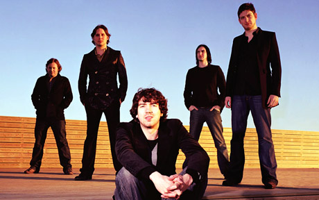 Snow Patrol Up to Now