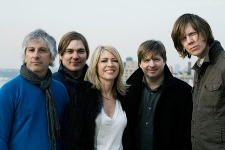 Sonic Youth Gearing Up for New Album, French Soundtrack and DVD