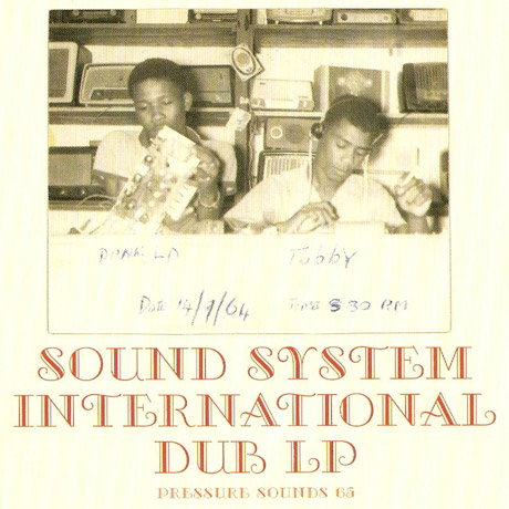 King Tubby & The Clancy Eccles All Stars Sound System International Dub