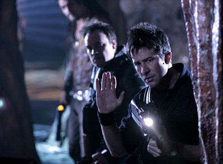 Stargate Atlantis: Season Four