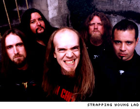 The Reluctant Return of <b>Strapping Young Lad</b>