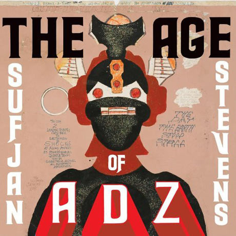 Sufjan Stevens's <i>The Age of Adz</i> Hits No. 7 on Billboard Charts