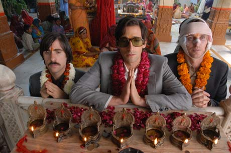 The Darjeeling Limited Wes Anderson