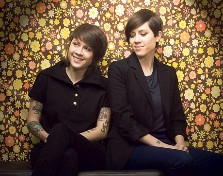 "Tegan and Sara ""On Directing"" (video)"