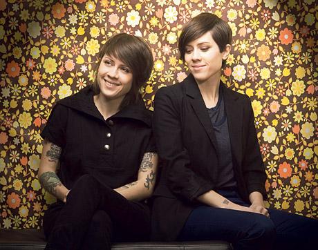 """Tegan and Sara """"Northshore"""" (video)"""
