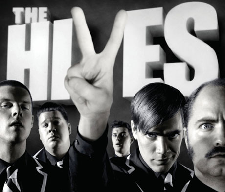 The Hives 'Tick Tick Boom'