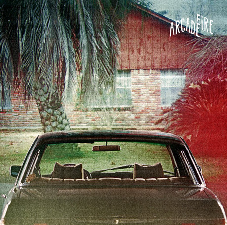 "Arcade Fire ""Ready To Start"" / ""We Used To Wait"""