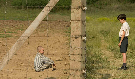 The Boy in the Striped Pajamas Mark Herman