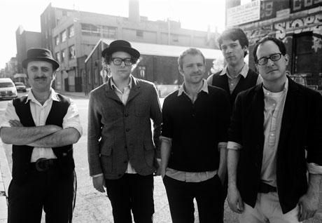 The Hold Steady to Invade the Great White North