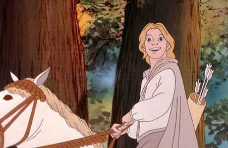 The Lord of the Rings: Original Animated Classic [Blu-Ray] Ralph Bakshi