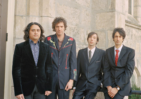 "The Sadies, Karkwa, Radio Radio and Surprise ""Special Guest"" to Help Open TIFF Bell Lightbox"