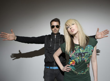 The Ting Tings Reportedly Snag Rihanna for Roc Nation Debut