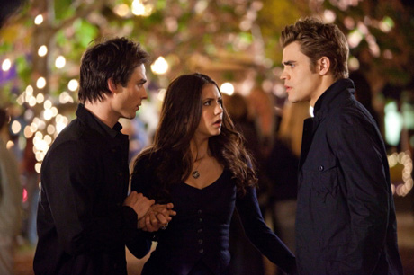 The Vampire Diaries: The Complete First Season