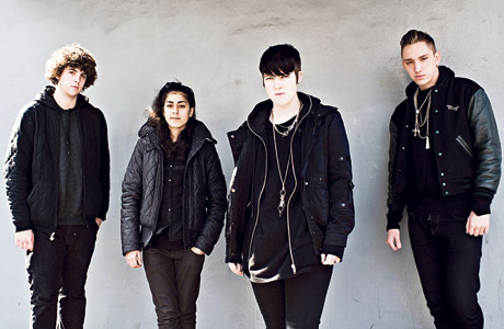 The Nocturnal Emissions of <b>the XX</b>