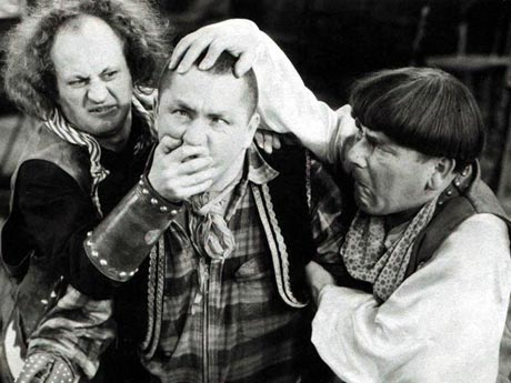 The Three Stooges Collection 1937-1939