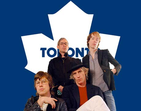 Sloan to Play Free Toronto Show Before Leafs and Bruins Game