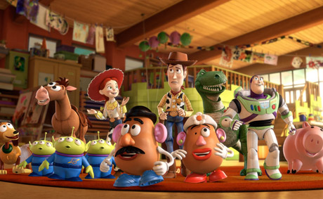 Toy Story 3 Lee Unkrich