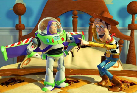 Toy Story & Toy Story 2 Double Feature in Disney Digital 3-D John Lasseter