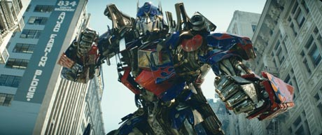 Transformers Michael Bay