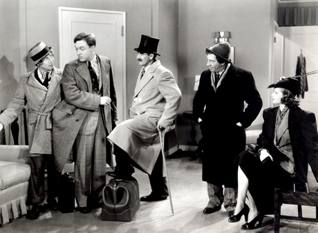Turner Classic Movies Greatest Classic Films: Marx Brothers