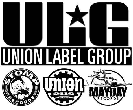 Union Label Group Celebrates 10 Years of the Union Stage at Montreal's Warped Tour