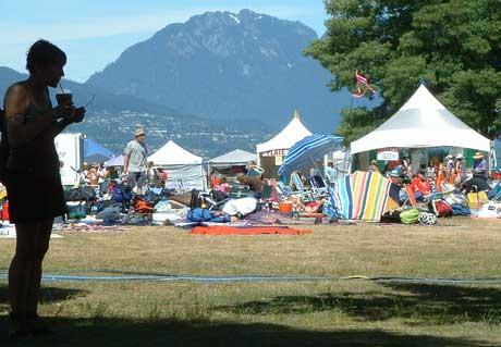 Vancouver Folk Fest Unveils Line-up