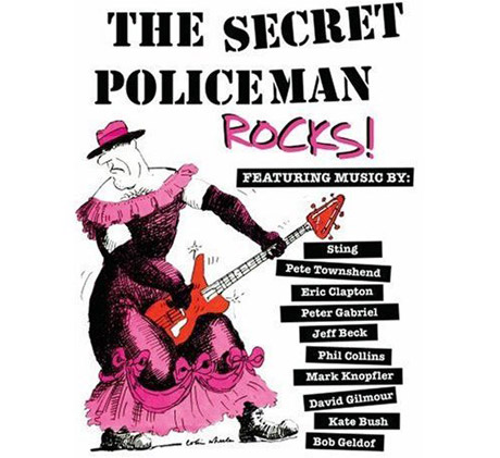 Various The Secret Policeman Rocks!