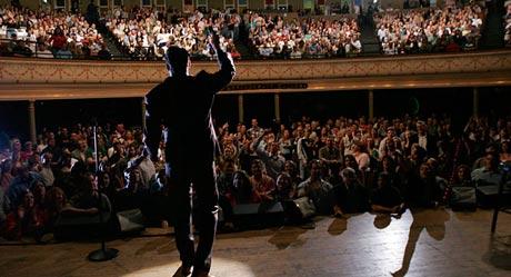 Vince Vaughn's Wild West Comedy Show Ari Sandel