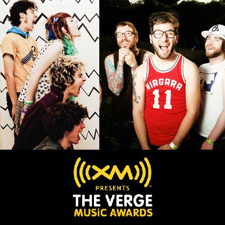 The Verge XM52 Music Awards Puts Up $50,000 For Canadian Artists