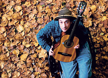 Vic Chesnutt Ukrainian Federation, Montreal, QC October 24