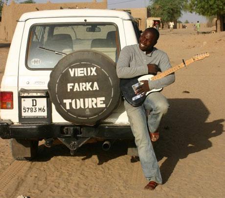 """Vieux Farka Toure """"Fafa"""""""