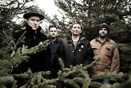 The Weakerthans to Premiere New Documentary <i>We're the Weakerthans, We're From Winnipeg</i>