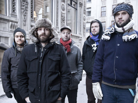 Wintersleep Find Their Groove