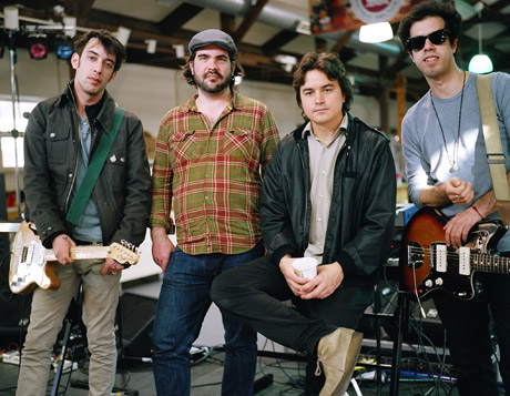 "Spencer Krug on Wolf Parade's Future: ""Creatively, It Feels Like It's Time to Stop"""