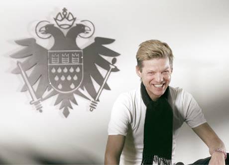 Kompakt's Wolfgang Voigt Resurrects Profan Label