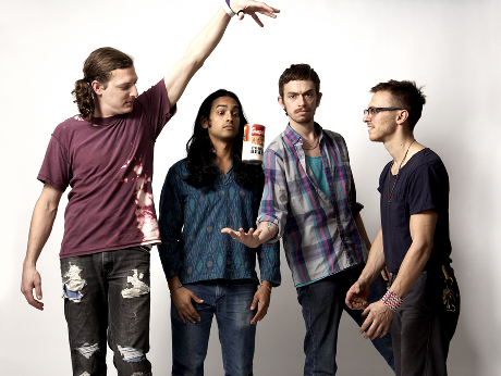 Yeasayer All Hour Cymbals