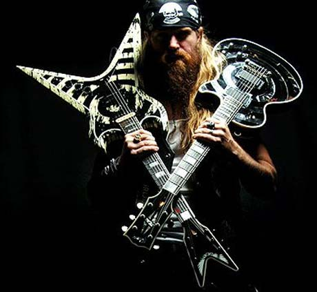 Zakk Wylde Names His New Baby Sabbath