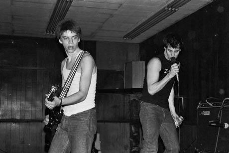 Zero Boys Live At The Pizza Castle 1981