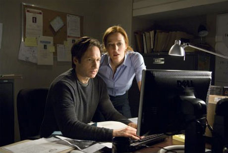 The X Files: I Want to Believe Chris Carter
