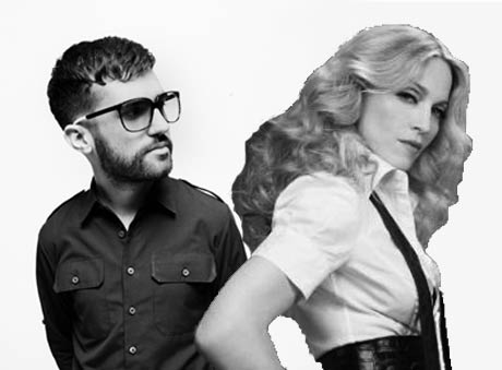 Update: A-Trak Not Working with Madonna