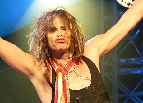 Aerosmith's Steven Tyler Given $2 Million To Write Autobiography