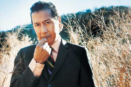 Alejandro Escovedo A Man Under the Influence