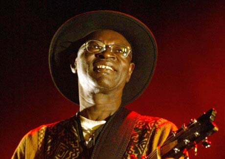 African Legend Ali Farka Toure Dies