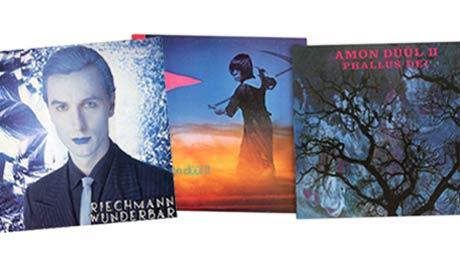 Krautrock Reissue Round-Up: Amon Düül II's <i>Yeti</i> and <i>Phallus Dei</i> Get Deluxe Vinyl Repressing, Along with Riechmann's <i>Wunderbar</i>