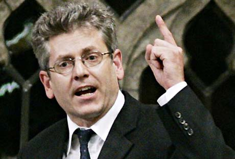 NDP MP Charlie Angus Tears the Canadian Government a New One over Secret Copyright Treaty