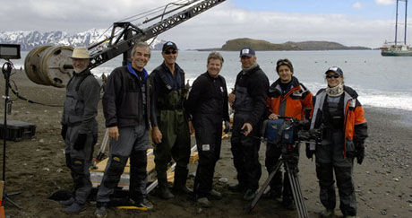 Antarctic Mission Jean Lemire