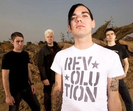 Watch Anti-Flag's Exclusive Webisodes, Win Cool Swag